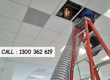 Duct Cleaning Sydney Domestic Airport