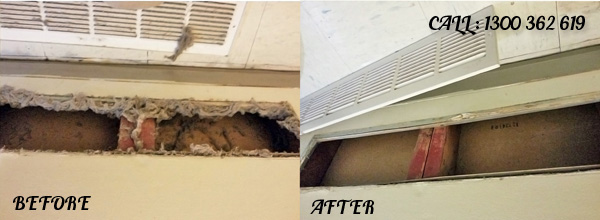 Central Duct Cleaning Rosehill