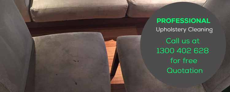 Professional Upholstery Cleaning Services in Morts Estate