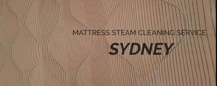 Mattress Steam Cleaning service Sydney