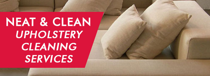 Neat and Clean Upholstery Cleaning Black Springs