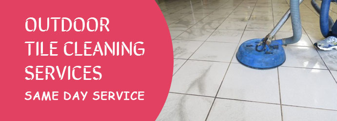 Outdoor Tile Cleaning Hughesdale